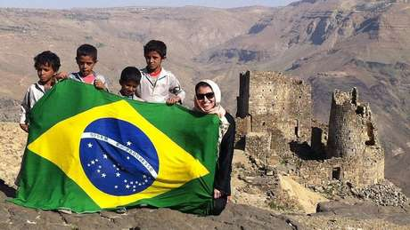 A anestesista carioca está em sua 11º missão pelo Médico Sem Fronteiras, organização para qual trabalha há oito anos