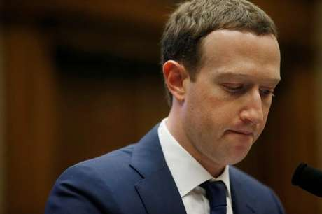Presidente-executivo do Facebook, Mark Zuckerberg 11/04/2018 REUTERS/Leah Millis