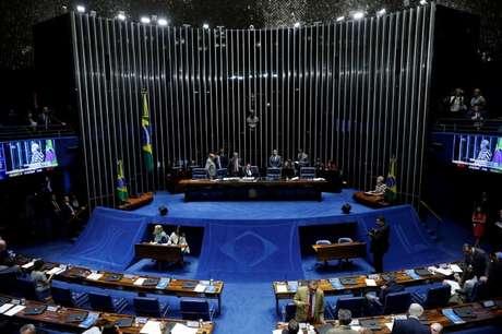 Plenário do Senado 20/02/2018 REUTERS/Adriano Machado