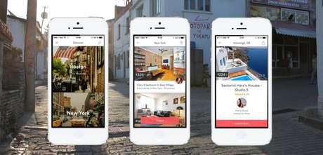 App é um dos mais populares em todo o mundo entre quem quer disponibilizar ou alugar um imóvel por temporada