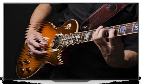 ModeloXBR OLED A8F de TV da Sony (Foto: Divugação/Sony)