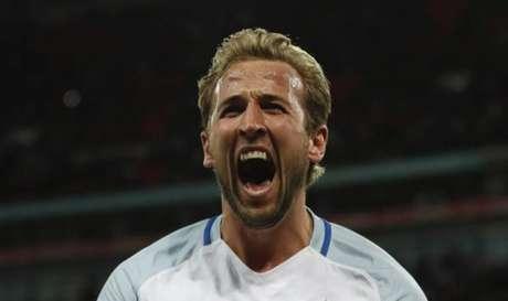 Kane é o principal jogador da Inglaterra (Foto: Adrian Dennis / APF)