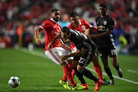 Douglas atuou em apenas 11 partidas pelos águias nessa temporada (PATRICIA DE MELO MOREIRA / AFP)