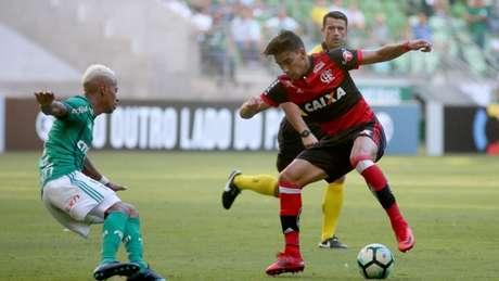 Palmeiras está classificado. Flamengo pode se garantir nesta quarta (Staff Images/Flamengo)