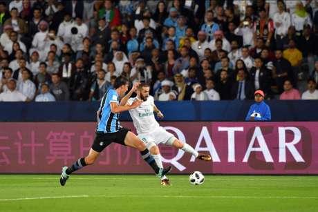 No último Mundial de Clubes, o Real Madrid bateu o Grêmio na final (Foto: Giuseppe Cacace/AFP)