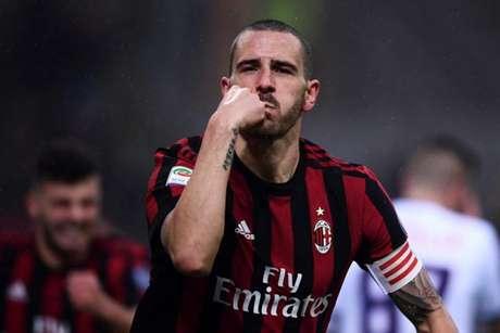 Bonucci pode ser negociado com o Manchester United (Foto: Marco Bertorello / AFP)