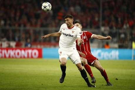 Lenglet atuou em 53 partidas nesta temporada (Foto: Odd Andersen / AFP)