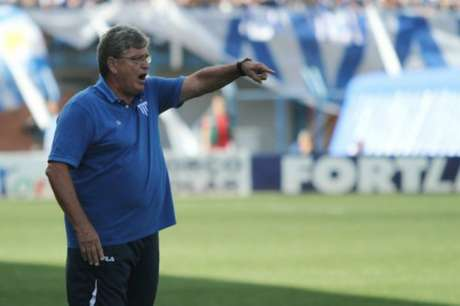 Atuação dos jogadores agrada técnico Geninho (Foto: Divulgação / Avaí)