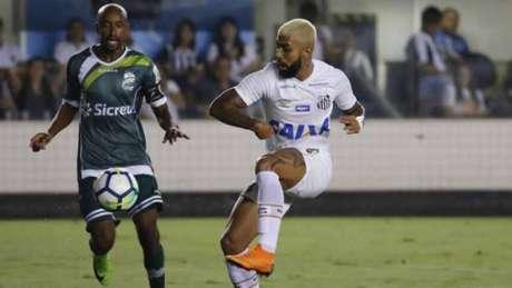 Santos 5 x 1 Luverdense - ida das oitavas de final da Copa do Brasil. Confira os resultados dos últimos jogos do Peixe -->