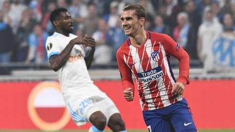 Griezmann fez dois gols na decisão