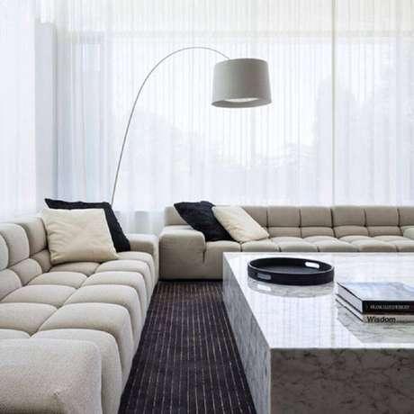 20. Decoração de casas minimalistas com estilo moderno e clean