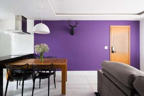63. Cores para decoração estilo minimalista
