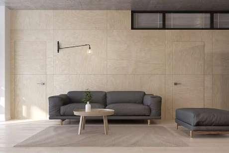 44. Estilo minimalista para decoração de casas