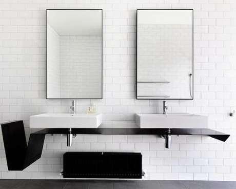40. Ao inserir o minimalismo na decoração os pequenos detalhes podem fazer toda a diferença