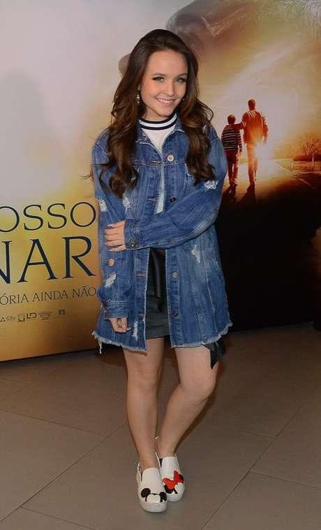 Larissa Manoela (Fotos: Francisco Cepeda/AgNews)