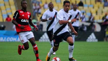 Flamengo, de Vini Jr, e Vasco, de Pikachu, se enfrentam neste sábado (Foto: Paulo Fernandes/Vasco.com.br)