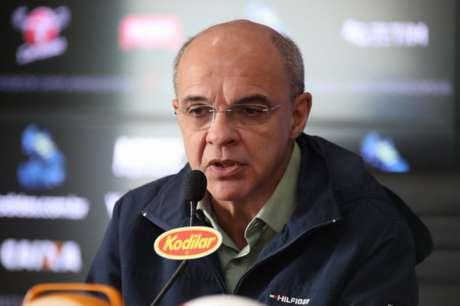 Presidente do Flamengo desconversou sobre Barbieri (Foto: Gilvan de Souza/Flamengo)