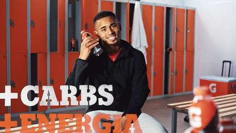 Gabriel Jesus estrela campanha de novo produto de Gatorade para jogadores de futebol (Foto: Divulgação)