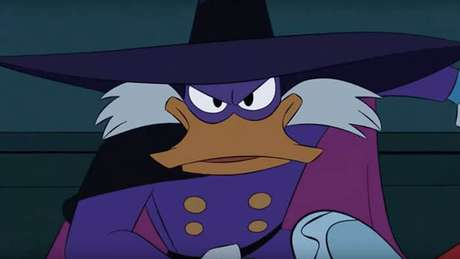 Darkwing Duck is back, dude!