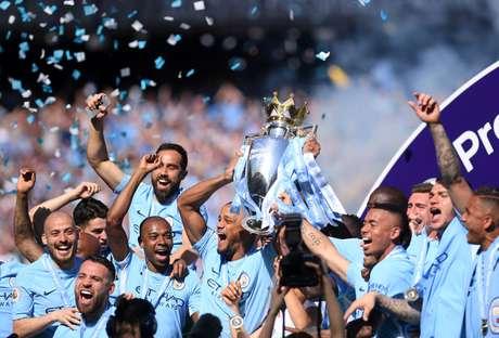 Mesmo sendo campeão, o City recebeu menos valor em premiação que o rival United.