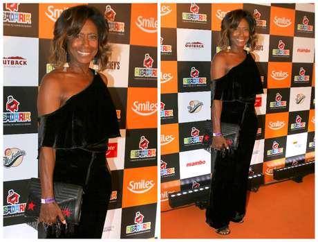 Gloria Maria (Fotos: Thiago Duran/AgNews)