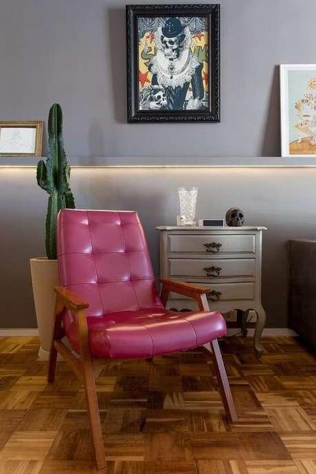 1. As poltronas para sala de estar devem unir beleza e conforto