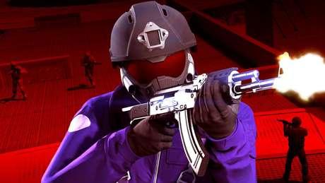 GTA V Battle Royale