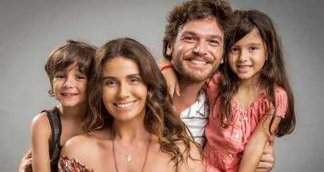 Ícaro (Thales Miranda), Luzia (Giovanna Antonelli), Beto (Emílio Dantas) e Manuela (Rafaela Brasil): 'Segundo Sol' tem início positivo na faixa nobre