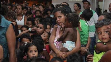 Pesquisas locais estimam que entre 3 e 6 milhões de pessoas possam ter saído do país nos últimos cinco anos