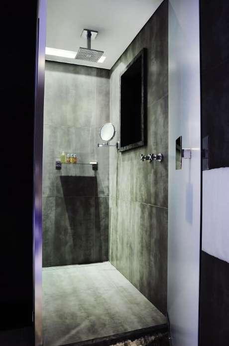 6. Agora você já sabe como escolher o melhor chuveiro elétrico para o seu projeto! Projeto de Moreno Interiores