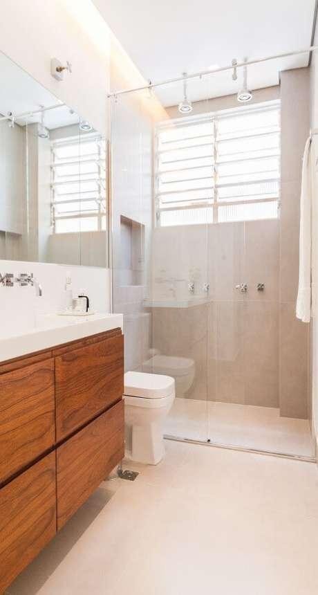 1. Saiba como escolhero chuveiro elétrico ideal para a sua casa. Projeto de Studio Scatena
