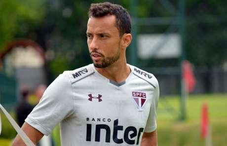 Nenê acredita que o São Paulo precisa de força mental para voltar a ser campeão (Érico Leonan/saopaulofc.net)