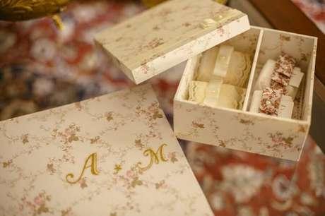 16. A embalagem pode fazer toda a diferença no resultado final das lembrancinhas para casamento