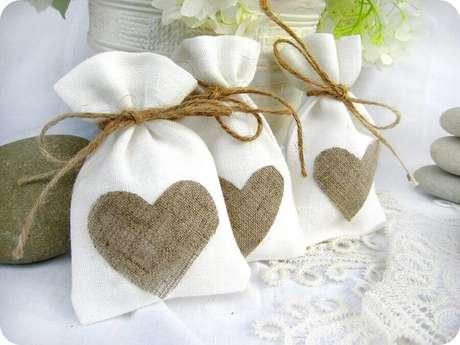 52. A embalagem das lembrancinhas de casamento pode fazer toda a diferença