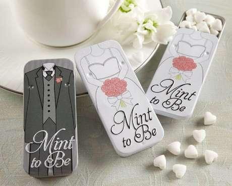 31. Lembrancinhas personalizadas para lembrancinhas de casamento