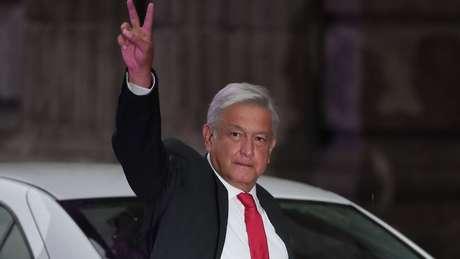 Andrés Manuel López Obrador lidera as pesquisas no México