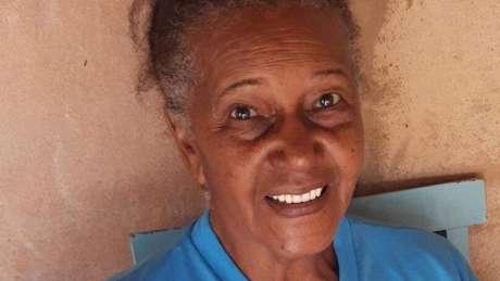 Francisca de Oliveira Pereira aproveitou o tempo sozinha para estudar e virar professora voluntária