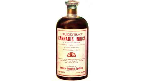 A cannabis foi utilizada nos Estados Unidos como remédio, a partir de 1850