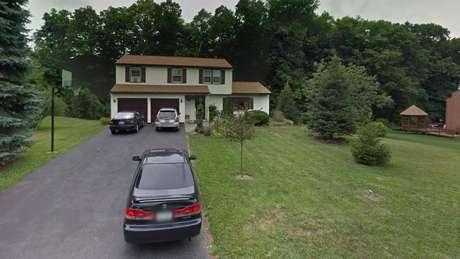Os Rotondo vivem nesta casa em Camillus, no Estado de Nova York