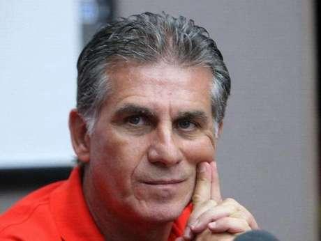 Treinador do Irã, Carlos Queiroz divulgou a penúltima lista para a Copa do Mundo (Foto: Divulgação)