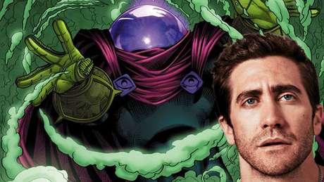 O mistério é se Jake Gyllenhaal será mesmo o Mysterio... Ha!