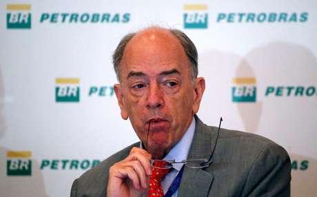 Presidente da Petrobras, Pedro Parente08/05/2018REUTERS/Sergio Moraes