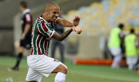 Marcos Junior brigou por artilharia do Carioca neste ano (LUCAS MERÇON / FLUMINENSE)