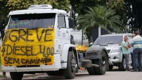 Pauta inicial reivindicava redução no preço do diesel, mas escalada da greve atraiu outros grupos