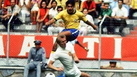 Tchecoslováquia esteve no caminho do tri, em 70 (imagem), e foi rival na final de 62 (Foto: Reprodução)