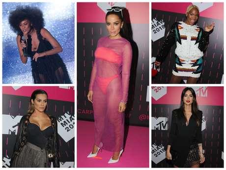 Famosas no MTV Miaw (Fotos: Francisco Cepeda/Thiago Duran/AgNews)