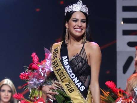 Mayra Dias vai representar o Brasil no Miss Universo no final do ano