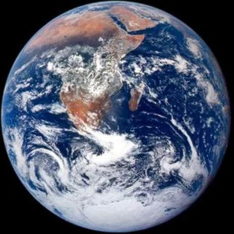 A foto Blue Marble é uma das mais famosas da Terra