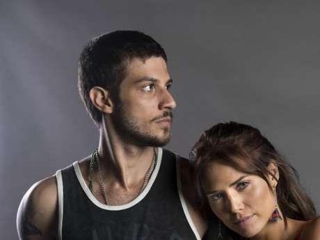 Na novela 'Segundo Sol', Rosa (Leticia Colin) e Ícaro (Chay Suede) transam pela primeira vez