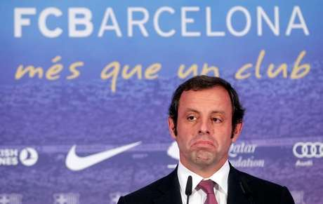 Ex-presidente do Barcelona, Sandro Rosell disse na Justiça espanhola que repassou R$ 18,7 milhões para Teixeira